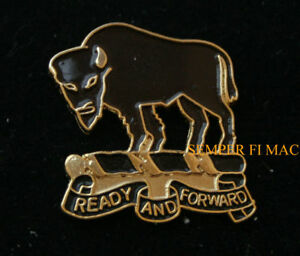 US-ARMY-10TH-CAVALRY-REGIMENT-BUFFALO-SOLDIER-HAT-PIN