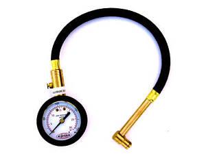 Tire-Pressure-Gauge-Motorcycle-ATV-Racing-0-30psi