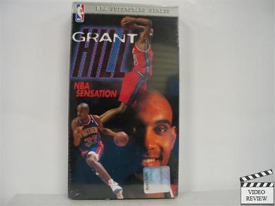 Grant Hill: Nba Sensation (vhs, 1996) Brand
