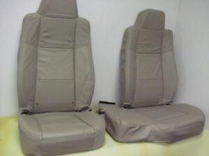 2006 2009 Ford Ranger 60 40 Split Tan Leather Original