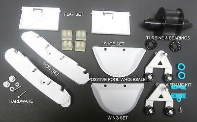 Hayward Navigator, Ultra, And Pool Vac Pool Cleaner Part Kit