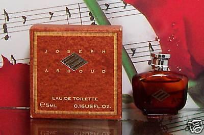 Joseph Abboud Edt Mini 5ml.