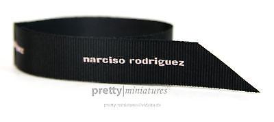 ღ Narciso Rodriguez - for her - Geschenkband & Schleifenband - Ribbon 25cm lang