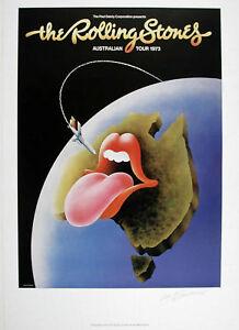 ROLLING-STONES-1973-Ltd-Edition-Aussie-Tour-POSTER