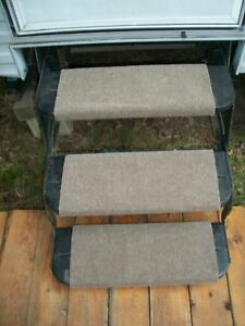 RV STEP RUG,RV STEP COVER MAT,RV WRAPAROUND CARPET,3,CAMPER RUGS, FREE SHIPPING.