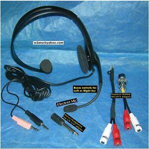 W2ENY-Single-Headset-Icom-IC-7000-IC-706-IC-703-IC-207