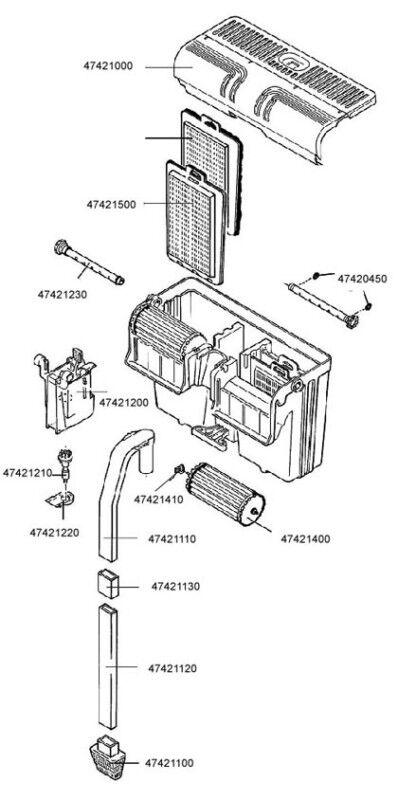 Cichlid forum emperor 400 vs aqua clear 110 for Aquaclear motor unit for power filter