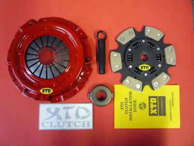 Xtd® Stage 3 Clutch Kit 85-87 Pontiac Fiero (4spd)
