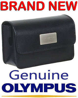 Olympus Leather Case For Stylus 9000 7000 7010 Camera