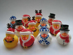 12-Christmas-Rubber-Ducks-Secret-Santa-Xmas-Duck-Filler