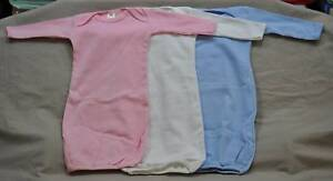 Newborn-Gowns-Long-Sleeve-Blanks-Size-0-3-Mos