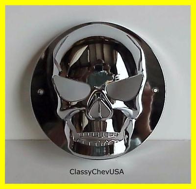 Large Skull Tail Light Lense Cover - 1p