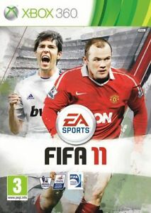 Fifa Football 2011 11 XBOX 360 Game BRAND NEW & SEALED