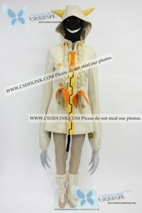 Blazblue Taokaka Cosplay costume with wig custom-made