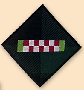 NEW-Official-Argyll-and-Sutherland-Highlanders-Velcro-Backed-TRF-Badge