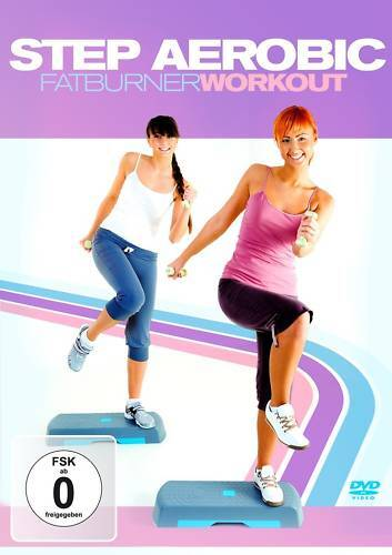 DVD Step Aerobic Fatburner Workout