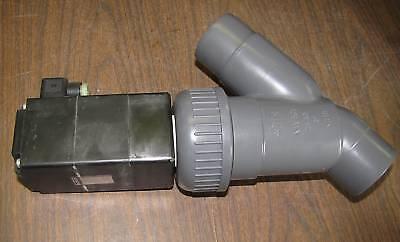 Burkert 140-a-50,0-f-pv Klever 220v Solenoid Valve