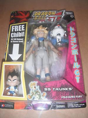 Dragon Ball Gt Action Figure: Ss Trunks 5 - Series 2