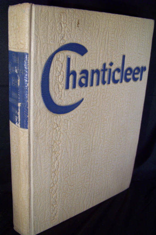 The Chanticleer 1947 Duke University Yearbook