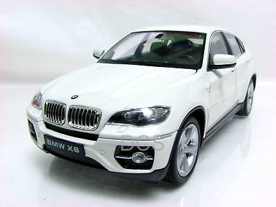Welly BMW X6 White 1/24 Diecast Car New In Box