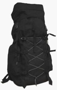 Large-Backpack-Black-Camping-3200-Cu-In-NEW-Backpacks-New-Hiking-Travel-Scouts