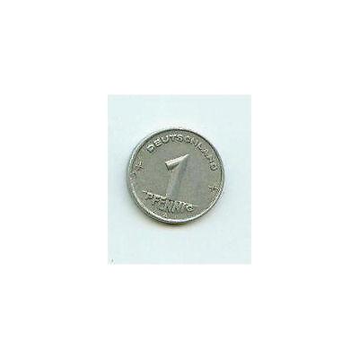 DDR Münze 1 Pfennig 1948A 48 A