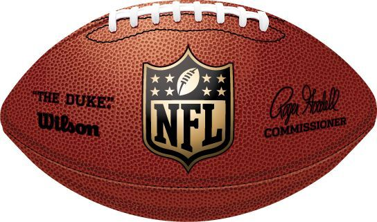 Amazoncom  Wilson NFL Pro Replica Game Football