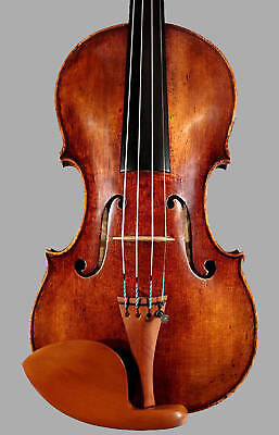A fine old Italian violin by Alessandro Mezzadri, 1697. on Rummage