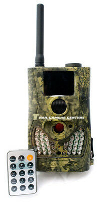 Hd Wireless Celluar Game Camera Groundhog Raptor Trail Cam