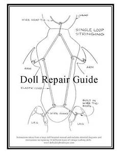 Doll-Repair-Guide-Manual-Patti-Playpal-Tiny-Tears-Betsy-Wetsy