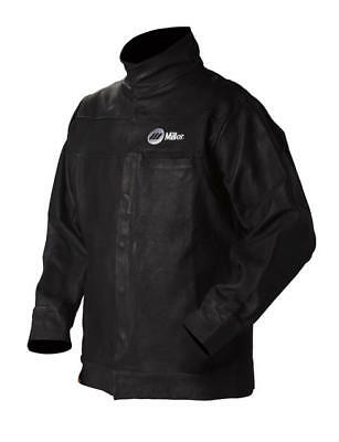 MILLER-231091-30-LEATHER-WELDING-JACKET-SIZE-50-X-LRG