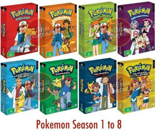 pokemon staffel 3 dvd