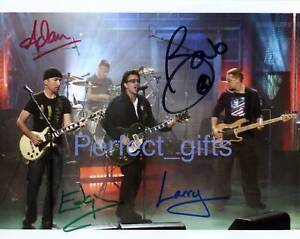 U2-BAND-SIGNED-PP-PHOTO-bono-the-edge-beautiful-day