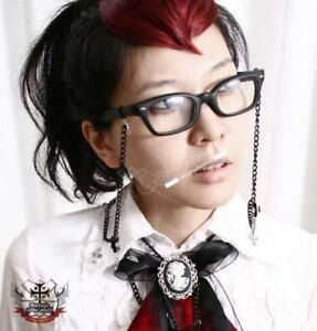 EGL-Punk-Visual-Kei-gothic-Eyeglass-glass-Chain-holder