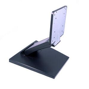 universal standfu st nder f r touchscreen monitor mit vesa 75 100 ebay. Black Bedroom Furniture Sets. Home Design Ideas