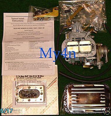 suzuki samurai carburetor kit suzuki samurai redline kit weber carburetor 32 36 k601