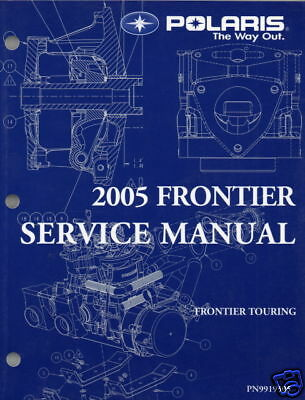 2003 polaris snowmobile repair manual pdf