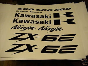 Kawasaki-NInja-ZX6E-600-decal-kit-00-99-98-97-96-95-94