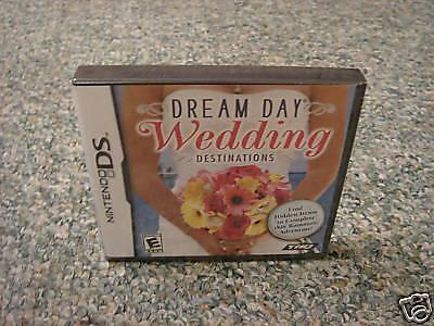 Dream Day: Wedding Destination (nintendo Ds) Dsi