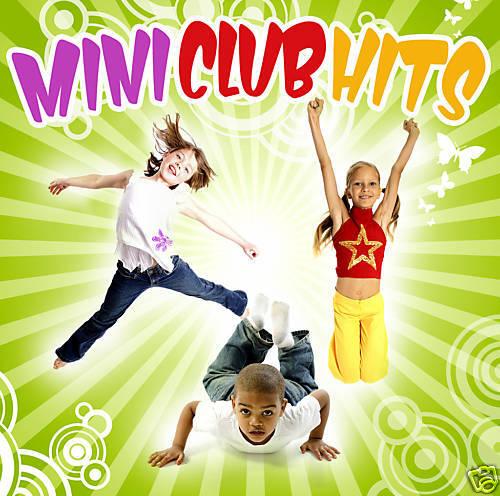 CD Mini Club Hits von Diverse Interpreten