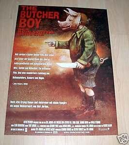 Filmposter-gerollt-Butcher-Boy-Der-Schlaechterbursche
