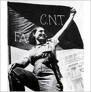 AN ANARCHIST'S STORY - Spanish Civil War CNT CLASS WAR