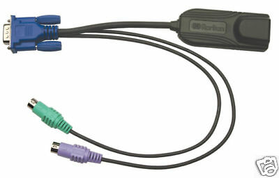 Raritan Dominion Dcim-ps2 Kvm Switch Kx Cim Sim Computer Module Cable