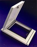 Conservatory Roof Vent Bar To Bar - Glazed With 32mm Or 35mm Polycarbonate -  - ebay.co.uk