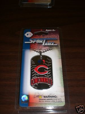 Cincinnati Reds Necklace