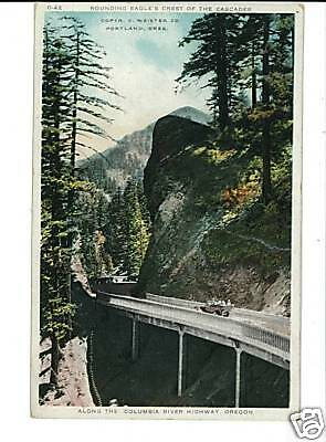 Oregon, Eagle (PORTLAND OREGON EAGLE'S CREST CASCADES COLUMBIA HWY)