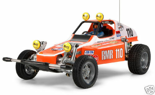 Tamiya 1/10 R/C BUGGY CHAMP  w/ ESC   re Rough Rider  Racing Buggy Kit  # 58441
