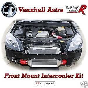 Vauxhall Astra H Z20 VXR SRI Front Mount Intercooler Kit