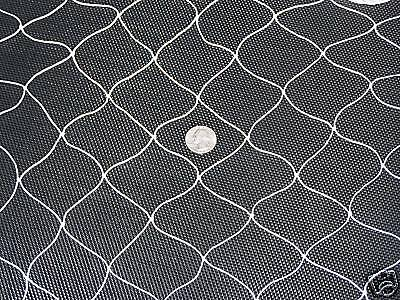 10' X 10' Economical Soccer Netting Sports Net 2 Batting Cage Netting 7