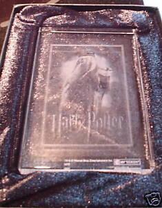 Harry Potter, la Caja de cristal, Cyelos Dumbledore.